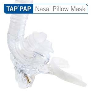 TAP PAP Nasal Pillows CPAP Mask FitPack : 30-Night Risk Free
