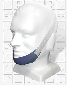 Single Strap Chinstrap for CPAP Therapy