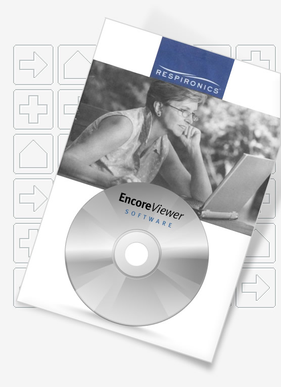 EncoreViewer 2.1 Therapy Software for Respironics Machines (DISCONTINUED)