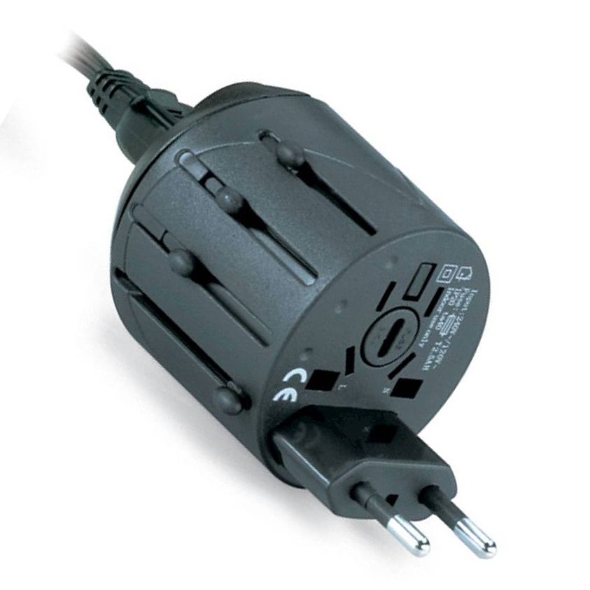 International All-in-One Travel Plug Adapter from Kensington