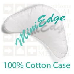 100% Soft Cotton Fitted Pillow Case for MiniEdge PAPillow CPAP Pillows (DISCONTINUED)
