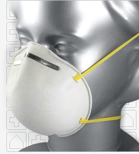 Secure-Gard N95 Healthcare Particulate Respirator & Surgical Masks - 20 Pack