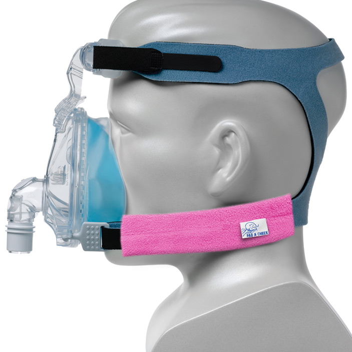 padacheek fleece cpap headgear strap wraps direct home medical supplies, tubing, accessories & extras for  at gsmportal.co