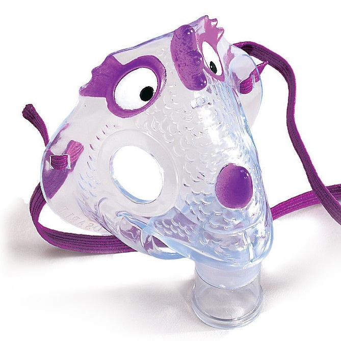 Dragon Pediatric Aerosol Mask for Nebulizers