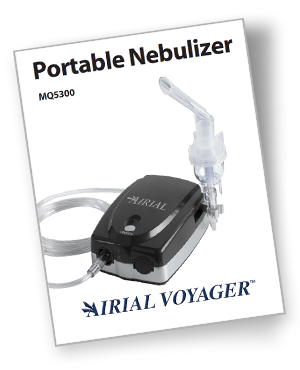 sidestream disposable nebulizer instructions