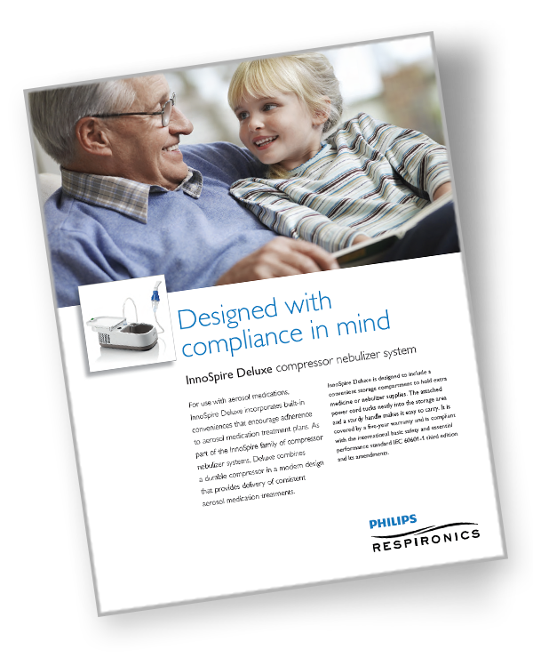 direct home medical innospire deluxe compressor machine. Black Bedroom Furniture Sets. Home Design Ideas