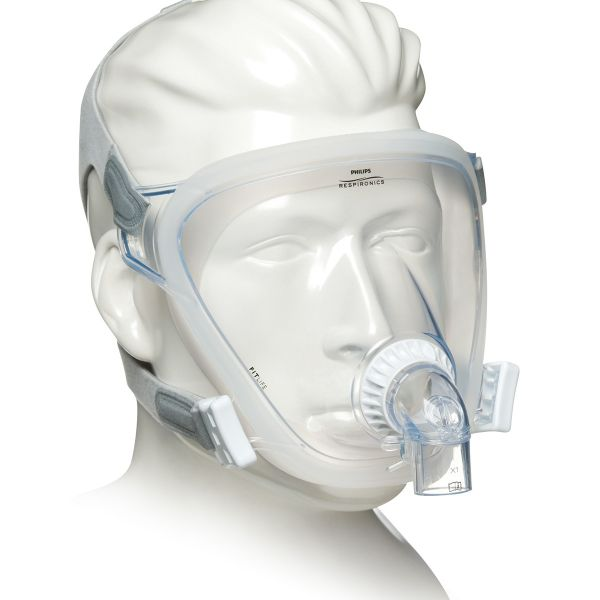 FitLife Total Face CPAP Mask Pack with Headgear