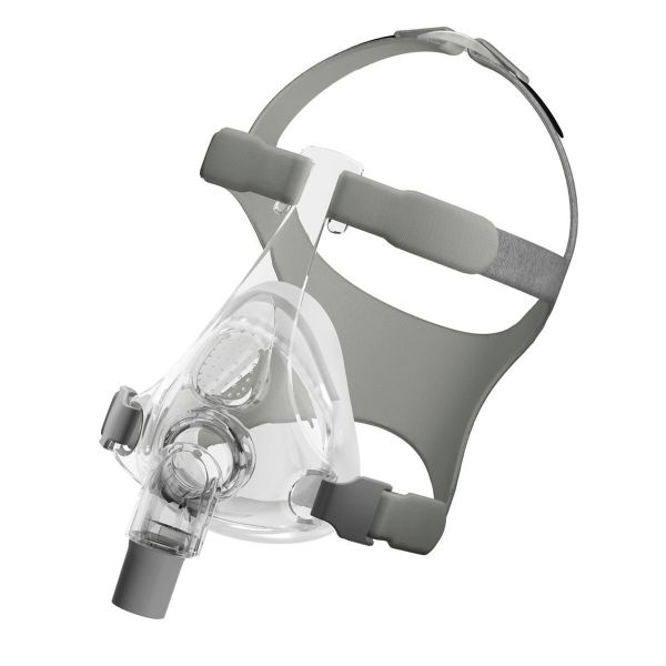 F P Simplus Full Face Cpap Mask Pack With Headgear