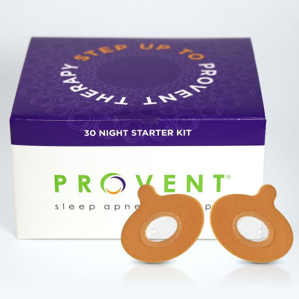 Provent Sleep Apnea Therapy - 30 Night Starter Kit (BACKORDER)