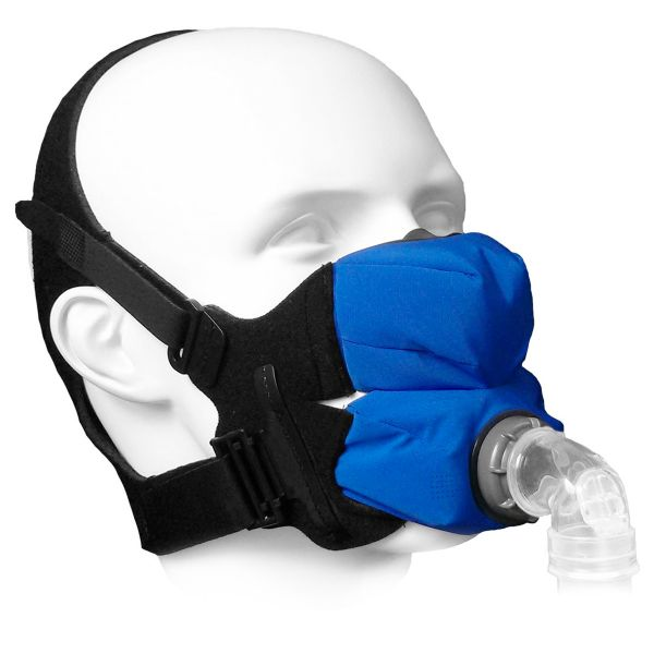 SleepWeaver Anew Full Face CPAP Mask Pack with Headgear
