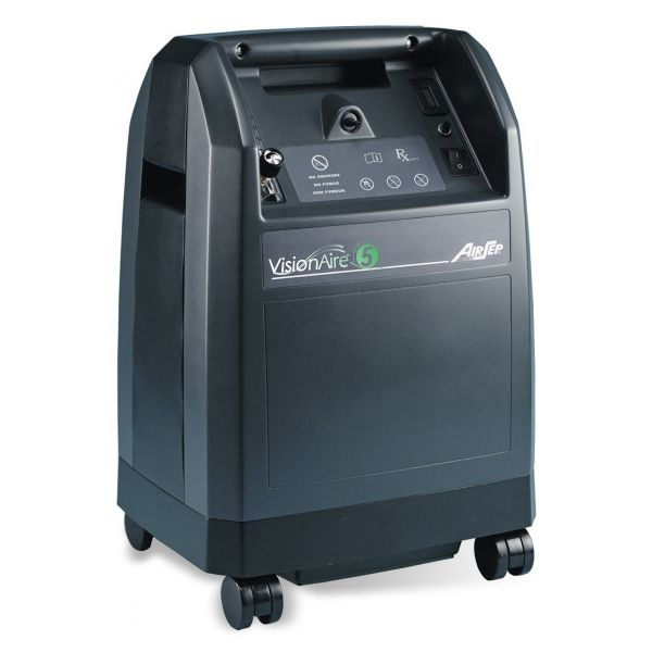 Hook up oxygen concentrator