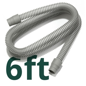 6 Foot 'Standard' Hose Tubing for CPAP & BiPAP Machines
