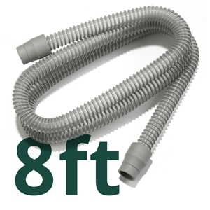 8 Foot 'Extended' Hose Tubing for CPAP & BiPAP Machines