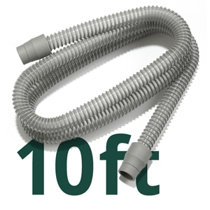 10 Foot 'Extra Long' Hose Tubing for CPAP & BiPAP Machines