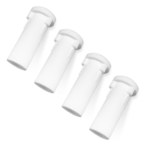 Air Filters for InnoSpire Elegance, Essence & Deluxe Nebulizer Compressors - 4 Pack