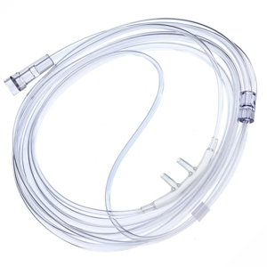 Softech Nasal Cannula with 4 Foot Star Lumen Oxygen Supply Tubing