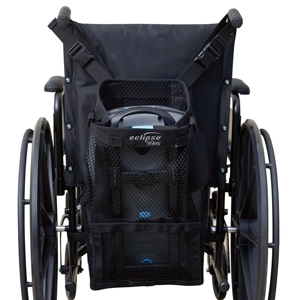 Wheelchair Pack for Eclipse Series Portable Oxygen Concentrators