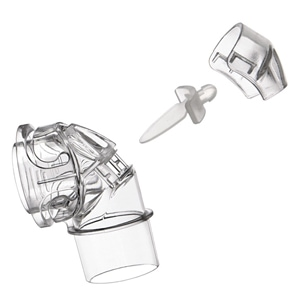 Elbow Assembly (with Valve & Clip) for Mirage Liberty™ CPAP Masks