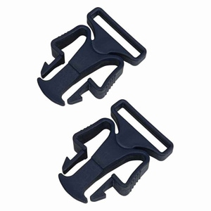 Lower Headgear Clips for Mirage Liberty™ & Quattro™ FX Series CPAP Masks - 1 Pair