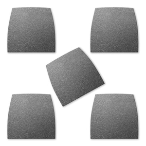Reusable Foam Filters for Tranquility Quest, Quest Plus, Auto and BiLevel Machines - 5 Pack