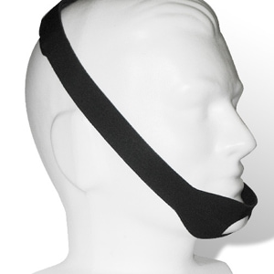 Universal SnugFit Style Chinstrap for CPAP Therapy