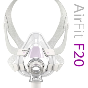 AirFit™ F20 For Her Full Face CPAP Mask Pack with Headgear