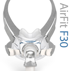 AirFit™ F30 Full Face CPAP Mask Pack with Headgear