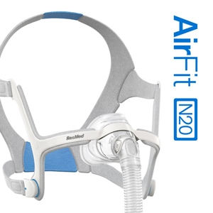 AirFit™ N20 Nasal CPAP Mask Pack with Headgear
