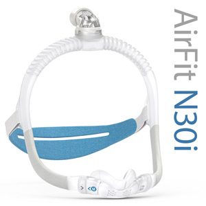 AirFit™ N30i Nasal CPAP Mask Pack with Headgear