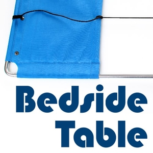 Bedside CPAP Table