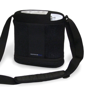 Custom Carry Bag for Inogen One G3 Portable Oxygen Concentrators