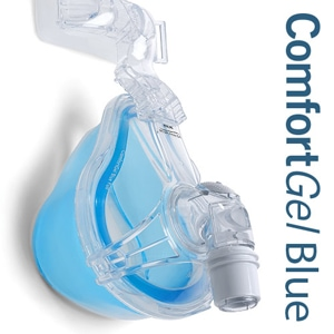 ComfortGel Blue FULL Face CPAP Mask Pack with Headgear
