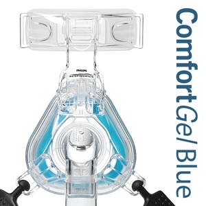 ComfortGel Blue NASAL CPAP Mask Pack Kit with Headgear