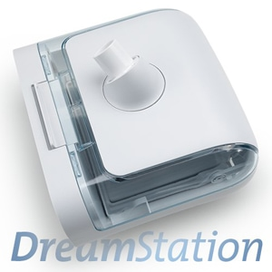 Heated Humidifier for DreamStation Series CPAP & BiPAP Machines