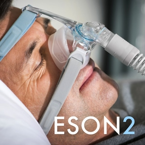 F&P Eson 2 Nasal CPAP Mask FitPack with Headgear