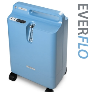 EverFlo Oxygen Concentrator Bundle - 5 LPM