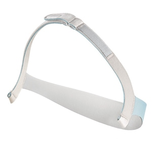 Headgear with Blue Highlights for Nuance CPAP Masks
