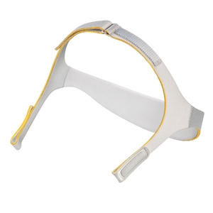 Headgear with Yellow Highlights for Nuance Pro CPAP Masks
