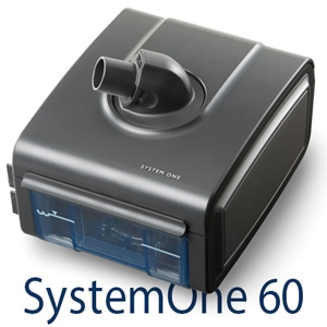"PR System One ""60 Series"" Heated Humidifier For REMstar CPAP & BiPAP Machines"