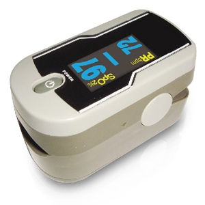 C21 Fingertip Medical Pulse Oximeter