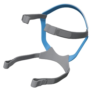 SoftEdge Headgear for Quattro™ Air & Quattro™ Air For Her Full Face CPAP Masks