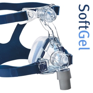 Mirage™ SoftGel Nasal CPAP Mask Pack with Headgear