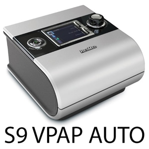 S9 VPAP™ Auto BiLevel Machine with EPR