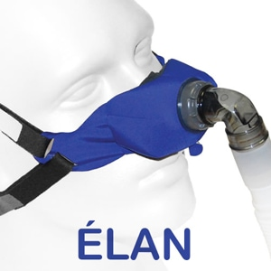 SleepWeaver Elan Nasal CPAP Mask Pack with Headgear