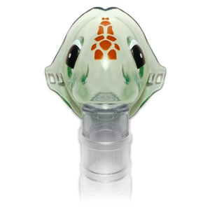 T.C. Turtle Infant Aerosol Mask with FlexTube for Nebulizers