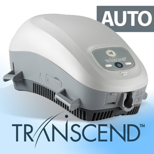 Transcend AUTO Portable miniCPAP Machine Package with EZEX