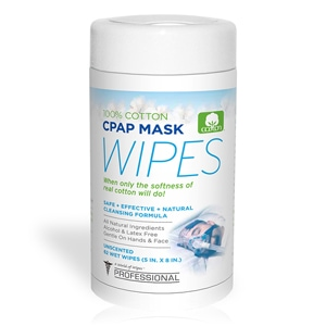 Professional CPAP Mask & Tube Cleaning Wipes (DISCONTINUED)