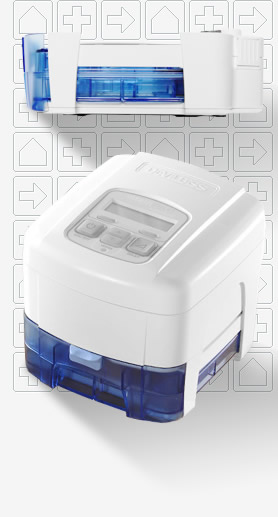 IntelliPAP Heated Humidifier For IntelliPAP CPAP & BiPAP Machines