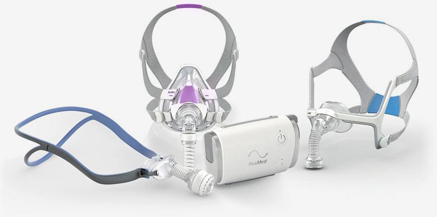 airmini airfit cpap masks