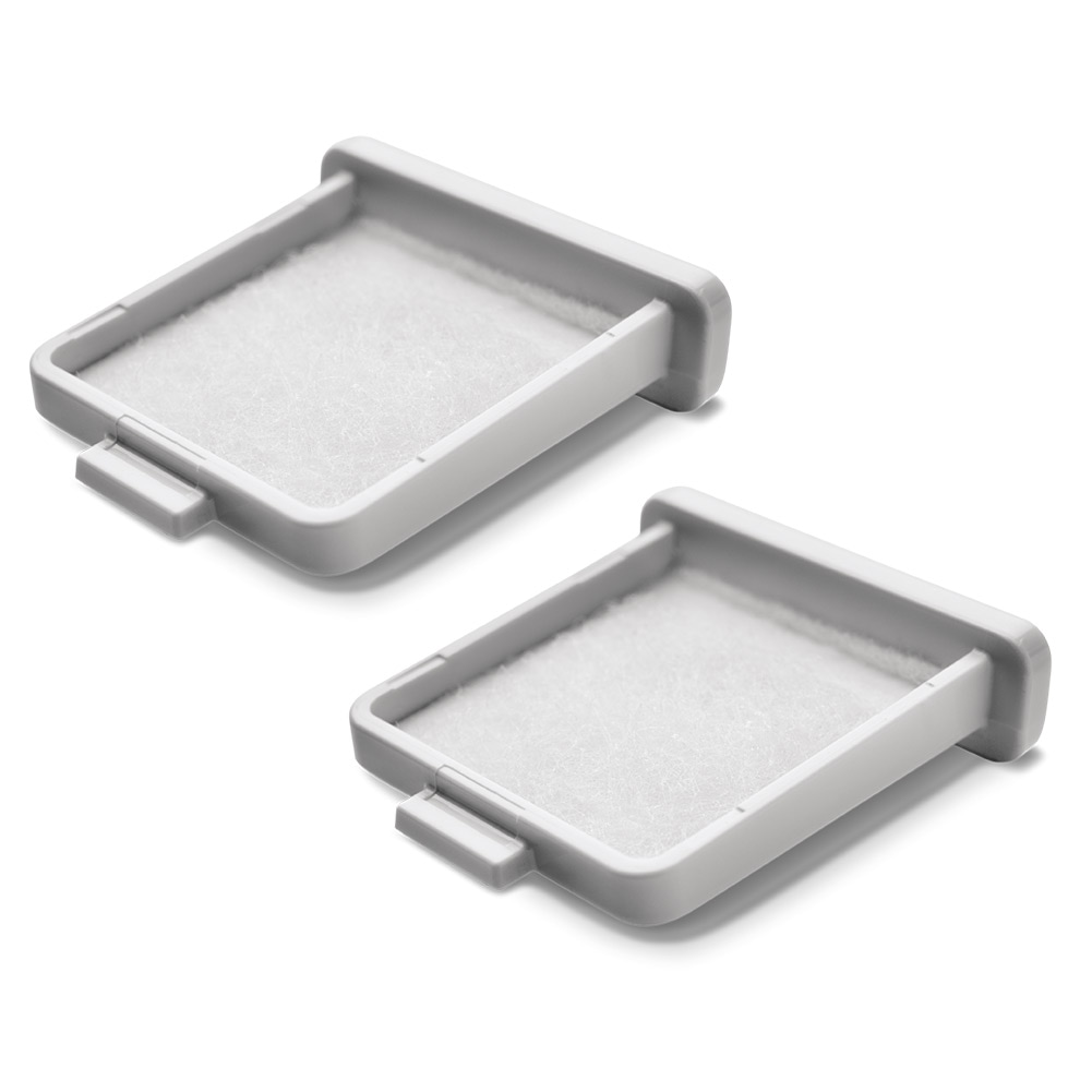Reusable Foam Filter for DreamStation Go Series CPAP Machines - 2 Pack